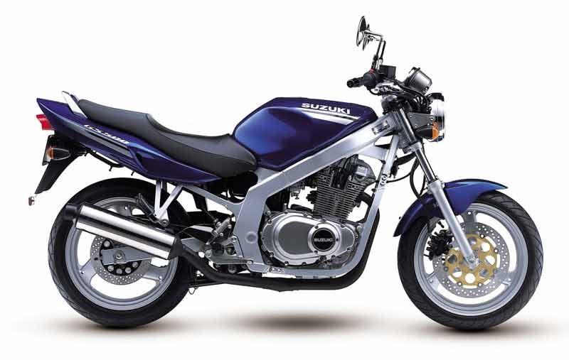 GS 500 1989-2001