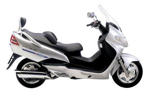 BURGMAN 400 2002-2003