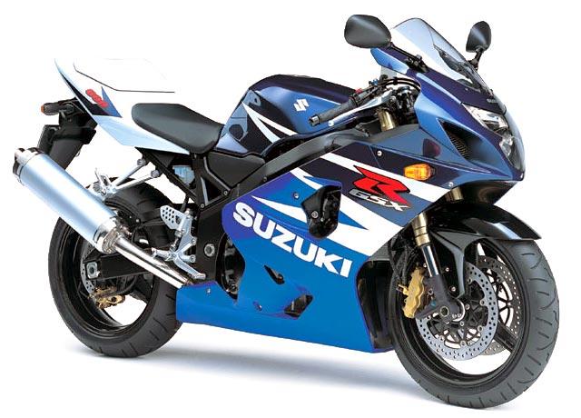 GSX R 600 2004-2006