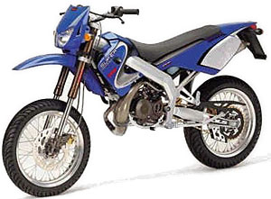 SENDA 50 2003-2004