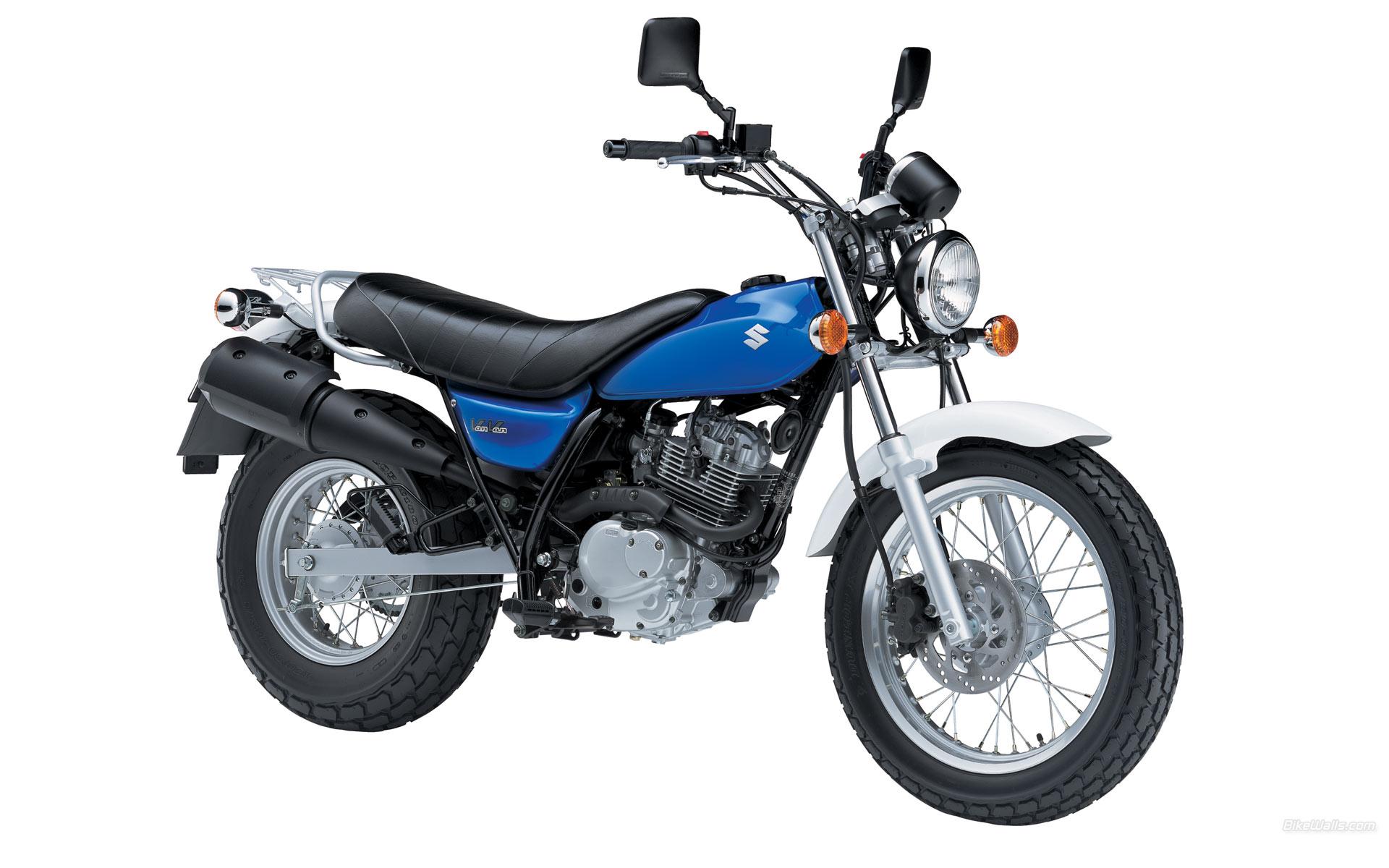 VAN VAN 125 2005-2007