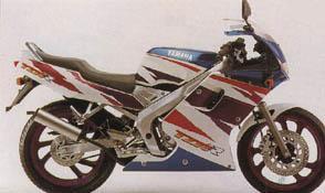 TZR 80 RR 1992-1997