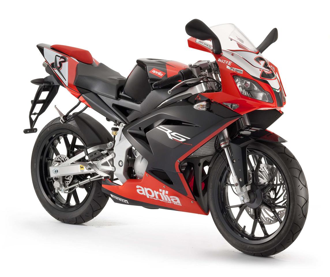 RS 50 2007-2014