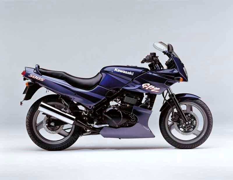 GPZ 500 1987-1993