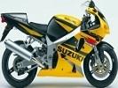 GSX R 750 2001-2003