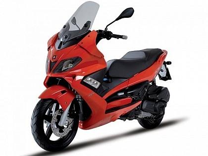 NEXUS 125 2007-2008